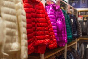Winterkleidung